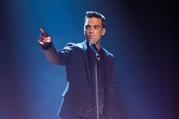 14. Juli: Robbie Williams in Verona