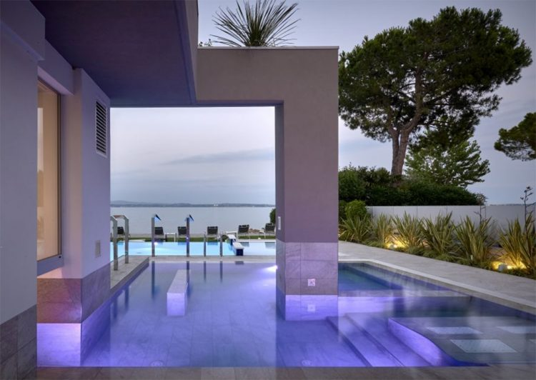 Silvester im Hotel Ocelle Thermae & Spa in Sirmione