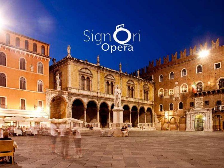 Verona: Musikalische Momente auf der Piazza dei Signori