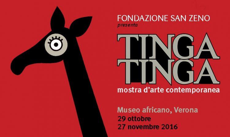Verona: Tinga Tinga-Malerei im Afrikanischen Museum