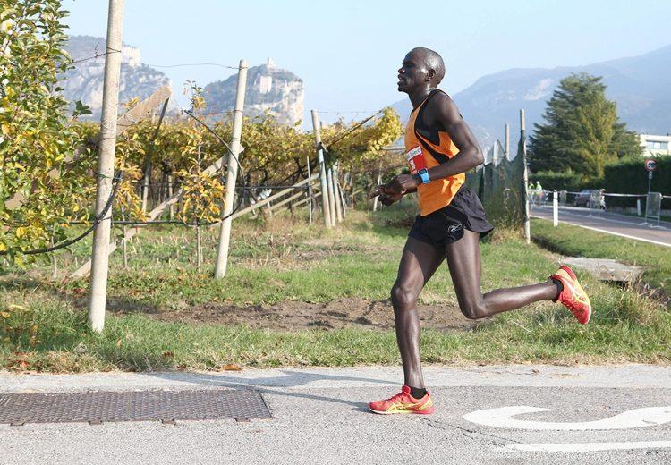 Ousman Jaiteh und Thea Heim starten beim Garda Trentino Halbmarathon