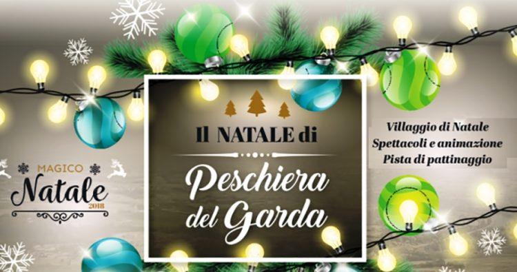 Ab dem 1. Dezember weihnachtet es in Peschiera