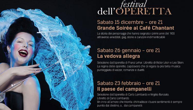 Sirmione: nächster Termin mit dem Operetten-Festival ist am 23. Februar