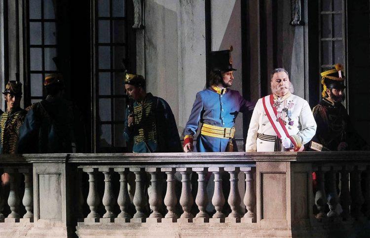 Arena di Verona: Erfolg des österreichisch-ungarischen Nabucco