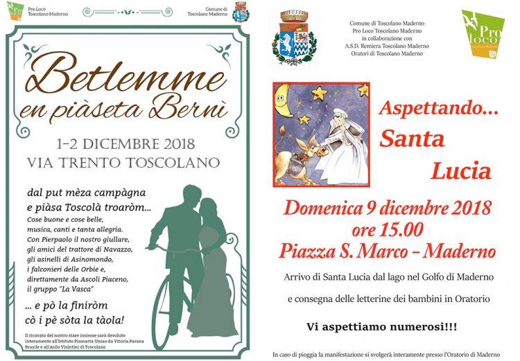 Toscolano-Maderno: ein Wochenende im Zeichen der Tradition