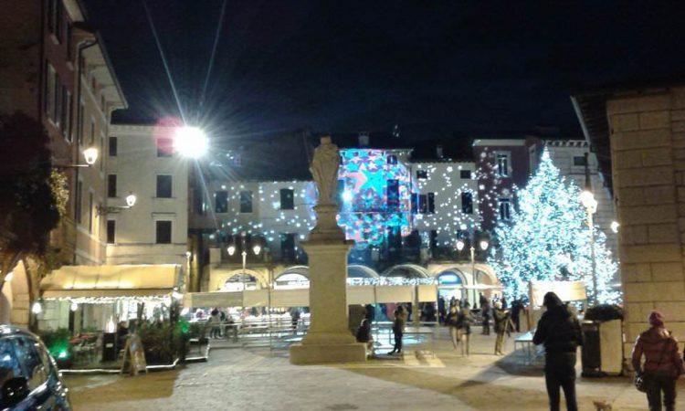 Weihnachtsstimmung in Desenzano