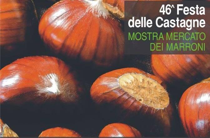 San Zeno di Montagna feiert seine Edelkastanie