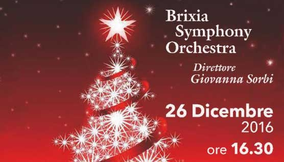 Weihnachtskonzert in Gardone Riviera