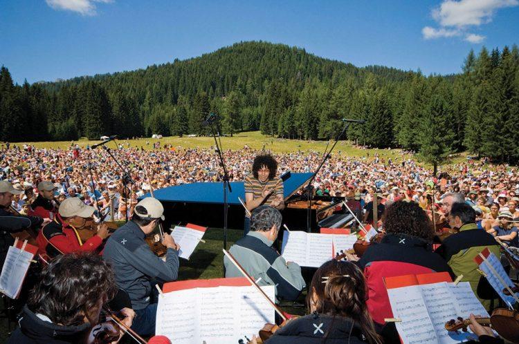 Suoni delle Dolomiti – Klänge der Dolomiten