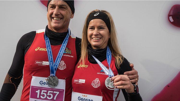 Halbmarathon in Verona