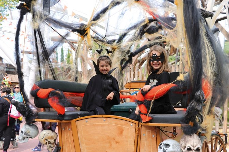 Magic Halloween: gruselige  Momente im Oktober