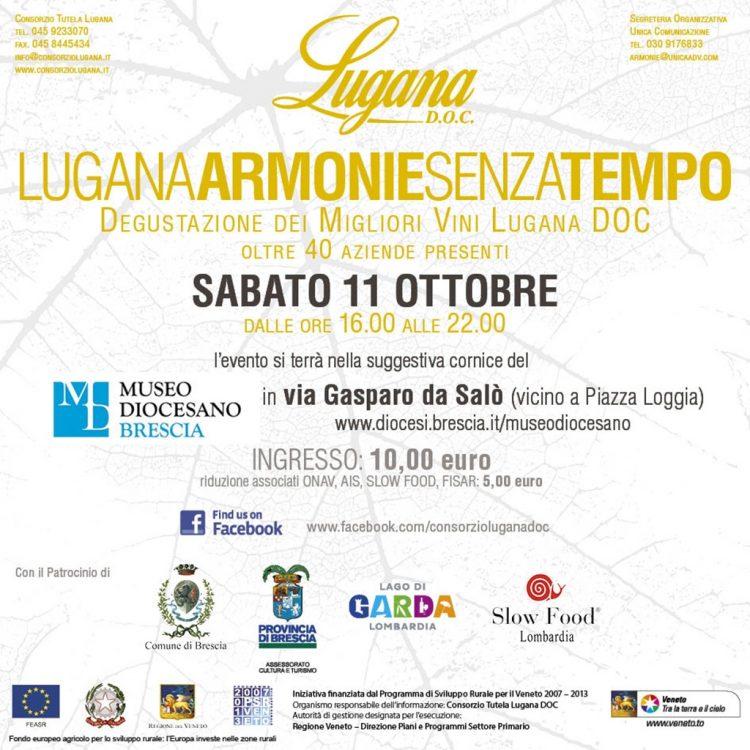 11. Oktober: Lugana-Weinprobe in Brescia