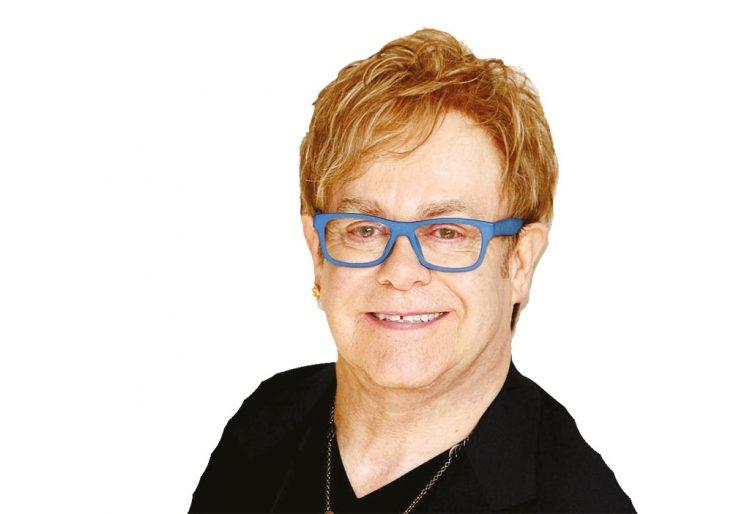 Elton John am 14. Juli in Mantua