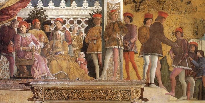 Neue Öffnungszeiten im Palazzo Ducale in Mantua