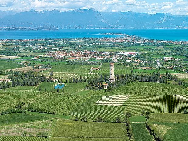 Der Turm von San Martino della Battaglia wird 122 Jahre alt