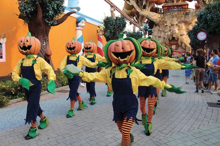 Gardaland: Gruselfest im Oktober