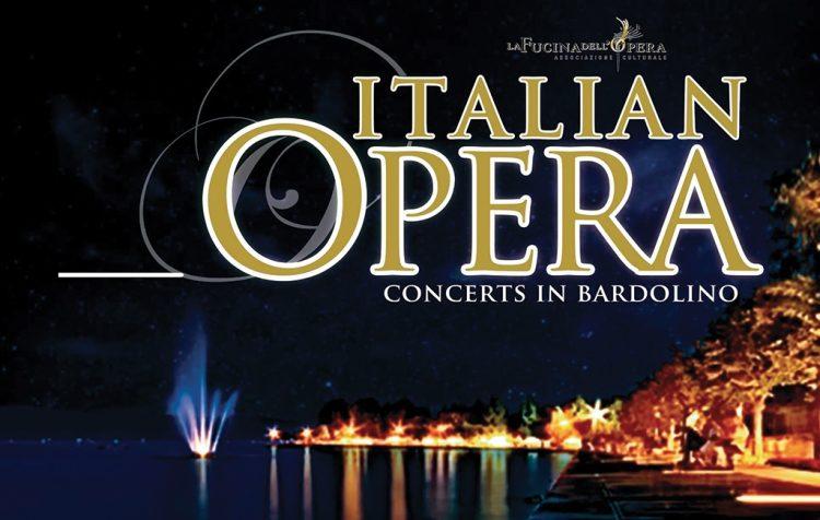 Italian Opera Concerts in Bardolino
