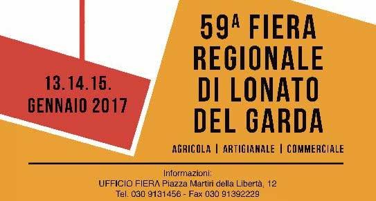 59. Regionalmesse von Lonato