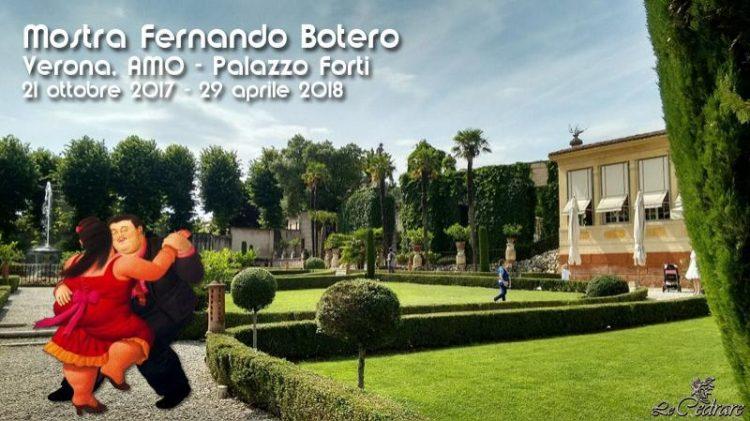 Ausstellungsevent in Verona: Fernando Botero im AMO