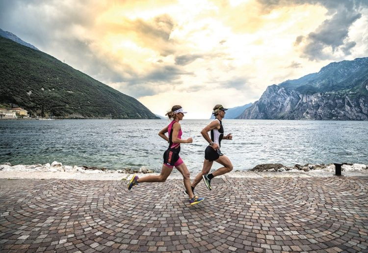 Im Oktober findet der zehnte Lake Garda Marathon statt
