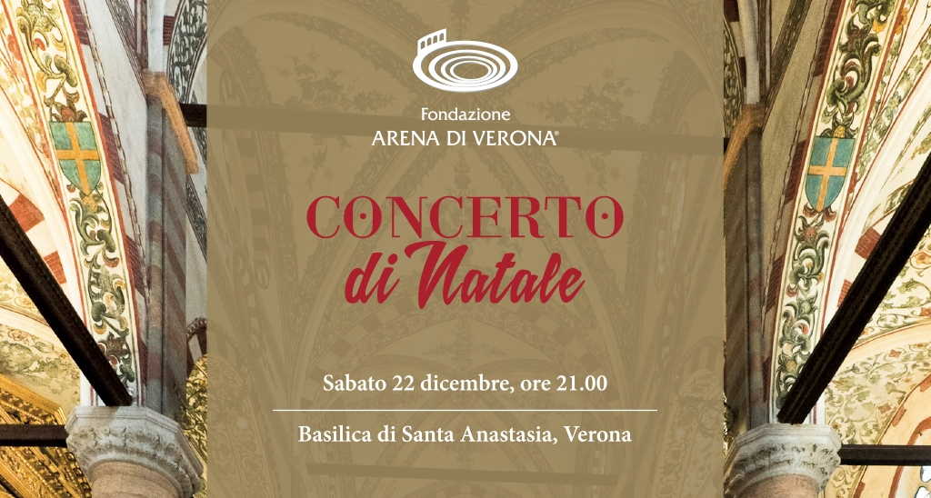 Verona: Weihnachtskonzert in der Basilika Santa Anastasia