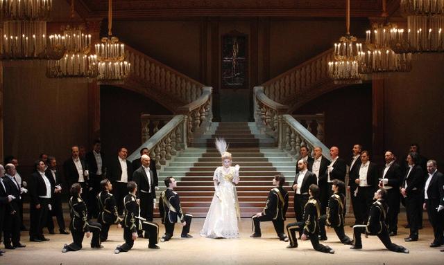 """Verona: Im Teatro Filarmonico wird die Saison mit """"Die lustige Witwe"""" eröffnet"""