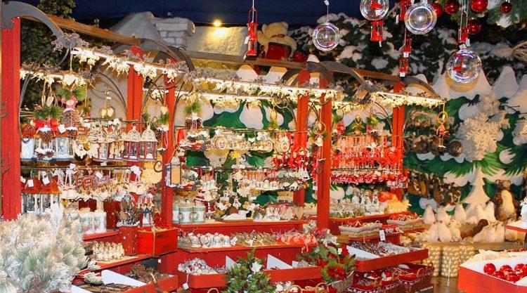 Flover: Weihnachtsdorf öffnet seine Pforten