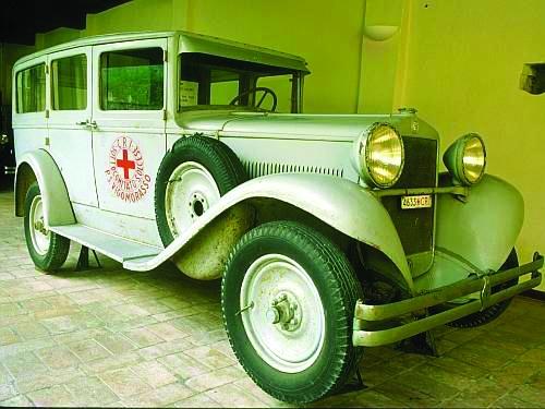 Ein Blick zurück: das Rote Kreuz-Museum
