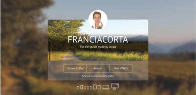 Franciacorta Guide: App für Gourmet-Traveller