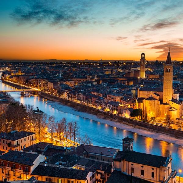 Im März lädt man in Verona zum Festival der Künste