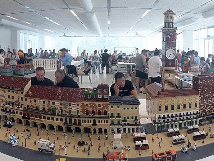 Lego-Ausstellung im AMO
