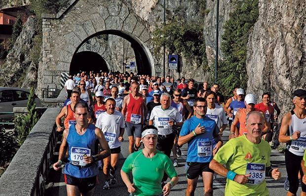 Countdown zum Lake Garda Marathon läuft