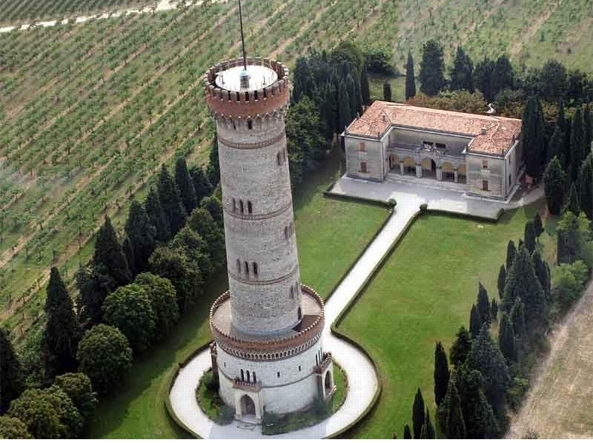 Museumsanlage in San Martino della Battaglia hat während der Festtage geöffnet