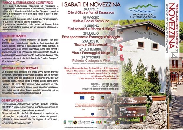Sternegucken und Natur pur in Ferrara di Monte Baldo