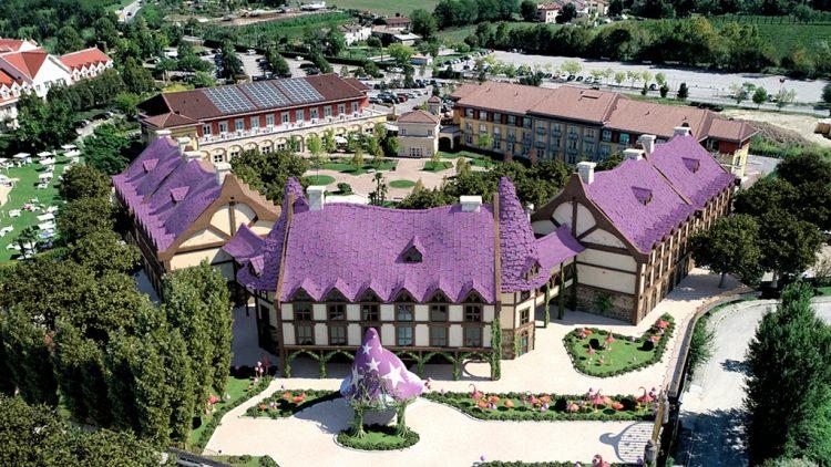 Rekordsaison für das Gardaland Resort