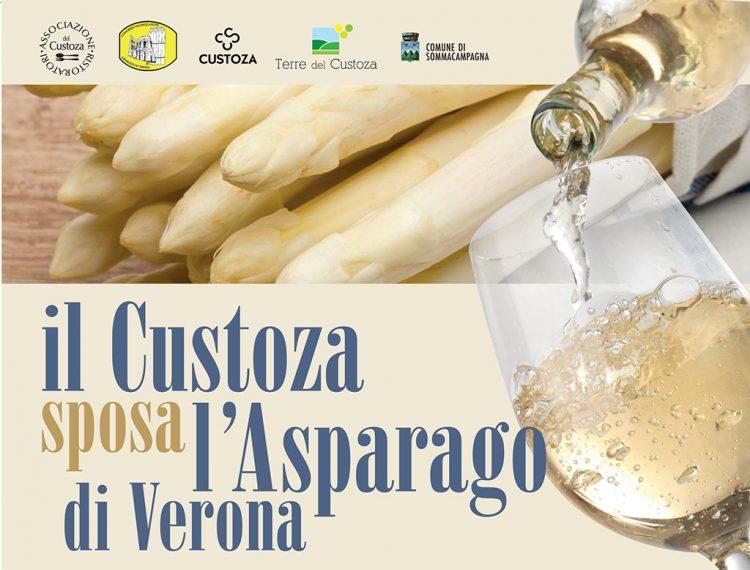 Der Custoza trifft auf den Spargel aus Verona