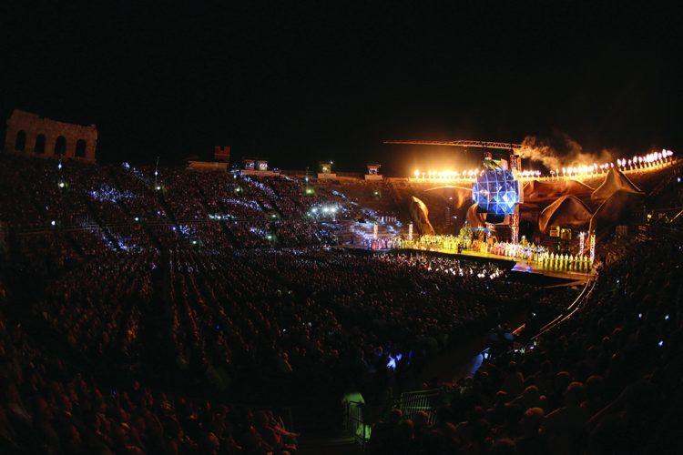 Arena: Die Festspiele im Überblick