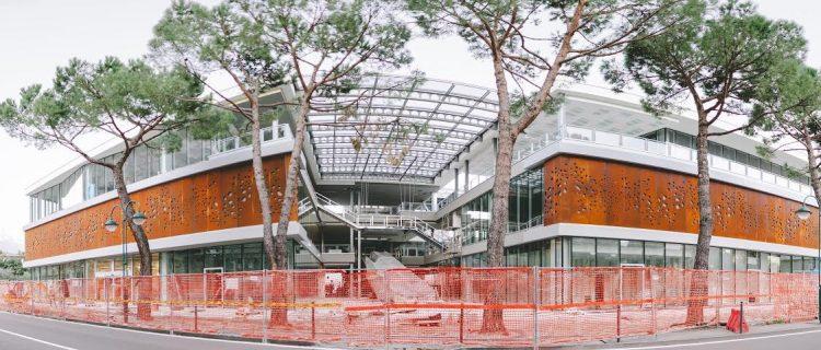 In Riva del Garda wird Ende November ein neues Einkaufszentrum eröffnet