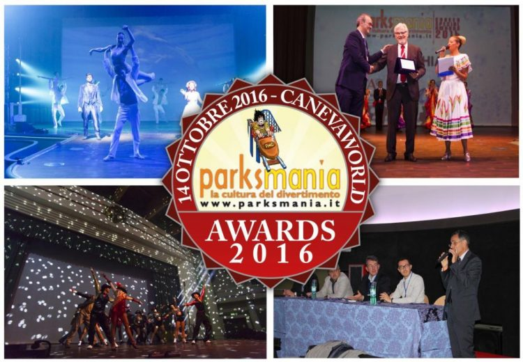 Movieland Parksmania Award