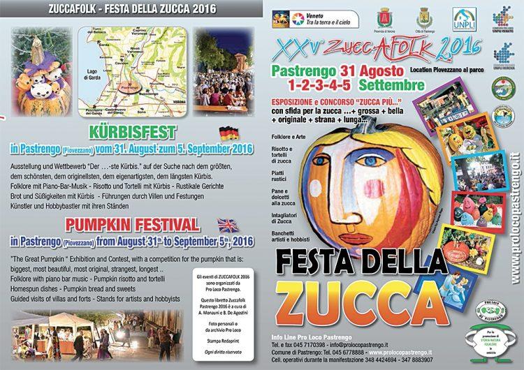 25. Kürbis-Fest in Pastrengo