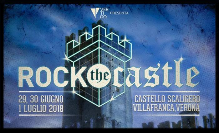 Rock the Castle in Villafranca