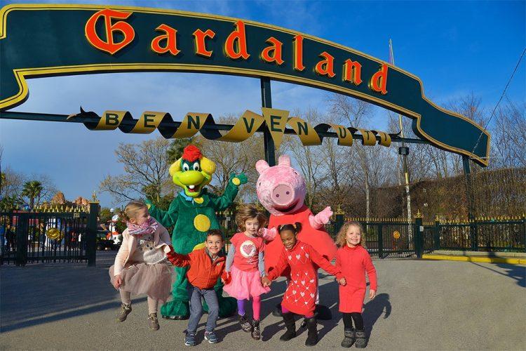Gardaland widmet Peppa Pig ein neues Areal