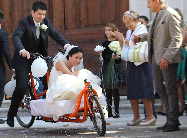 Bicicaffe: Verleih innovativer Bikes