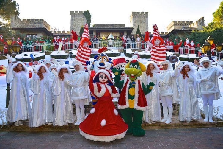 Zauberhafte Weihnachtsstimmung wie noch nie: Gardaland Magic Winter