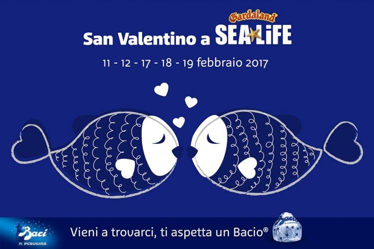 San Valentino im Sea Life Aquarium