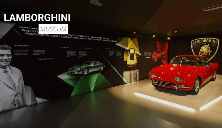 Lamborghini-Museum verzeichnet Besucherrekord
