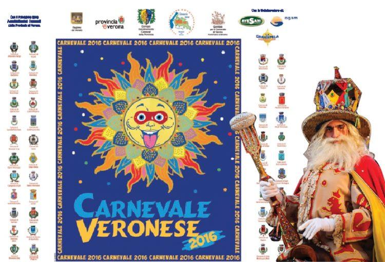 Karneval in der Veroneser Provinz