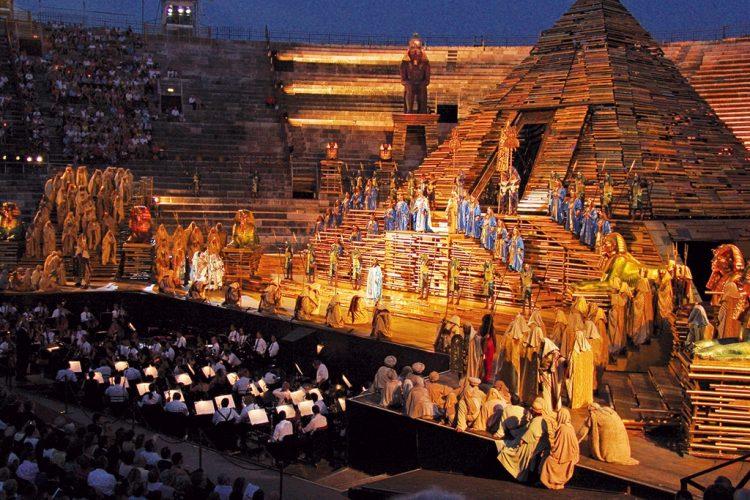 Verona: Spielplan der Festspiele 2014 steht