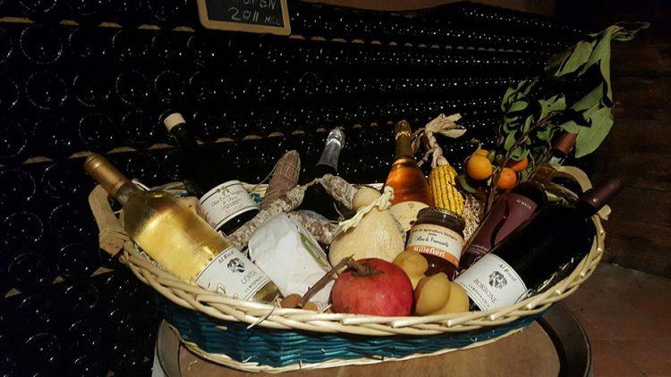 Edle Franciacorta-Weine und Nischenprodukte: leckere und exklusive Weihnachtsgeschenke
