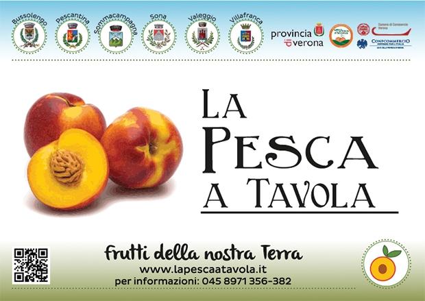 Juli in Bussolengo: der Monat der Pfirsiche